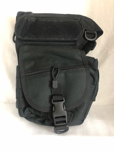 Used Leg waist military bag in Dubai, UAE