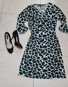 Used Complete outfit dress and heels in Dubai, UAE