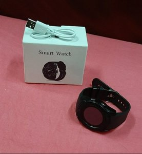 Used Iq 11 Smart watch  2020♥♥Black in Dubai, UAE