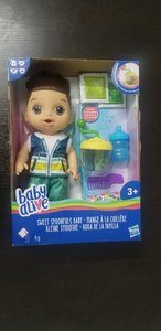 Used Baby Alive Orignal Doll in Dubai, UAE