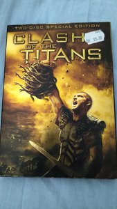 Used Clash of the Titans ( DVD ) in Dubai, UAE