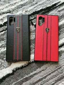 Used Original ferrari covers for Note 10 Pro in Dubai, UAE