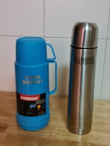 Used Bundle of 2 flasks in Dubai, UAE