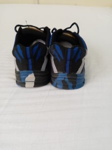 Used Blue safety shoes for men in Dubai, UAE