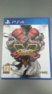 Used Street Fighter V in Dubai, UAE