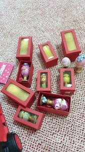 Used Decoration eggs 12pcs 🧚‍♂️🧚‍♀️🧚 in Dubai, UAE