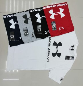 Used Under Armour t-shirt ₱5pcs in Dubai, UAE