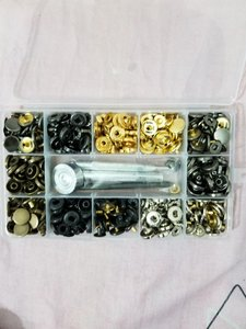 Used Invisible quickfasteners in Dubai, UAE