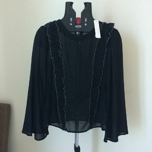 Used Redherring brand chiffon blouse in Dubai, UAE