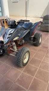 Used Raptor 350 in Dubai, UAE