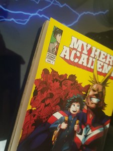 Used MY HERO ACADEMIA MANGA VOLUME 1 in Dubai, UAE