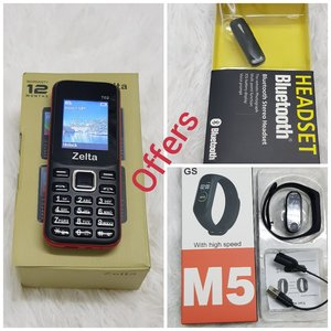 Used Mobile m5 Bluetooth offers bundle, in Dubai, UAE