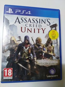 Used Assassin's Creed Unity PS4 in Dubai, UAE