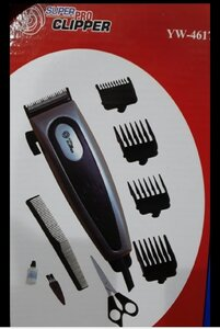 Used Trimmer hair new works with cable in Dubai, UAE
