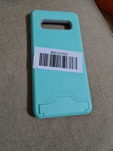 Used New samsung Galaxy S10 silicone cover in Dubai, UAE