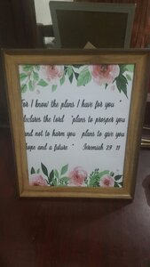 Used Frames with bible verses in Dubai, UAE