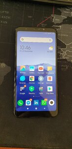 Used Xiaomi Redmi 5+ 32 gm 3gm ram in Dubai, UAE
