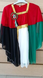 Used 2Dec Girls Emirates Flag Dress 4-5 years in Dubai, UAE
