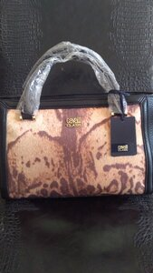 Used Original Cavalli handbag in Dubai, UAE