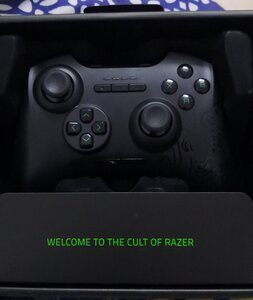 Used New: Razer serval blutooth controller in Dubai, UAE
