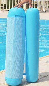 Used pool water Hammock blue in Dubai, UAE