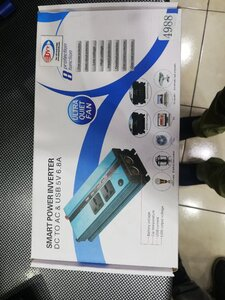 Used Power Inverter for car 1000w in Dubai, UAE