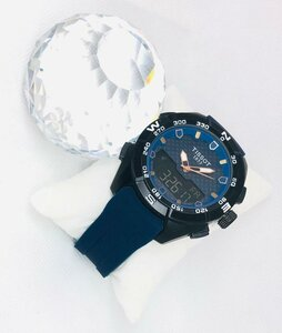 Used Blue strap tissot mens watch in Dubai, UAE