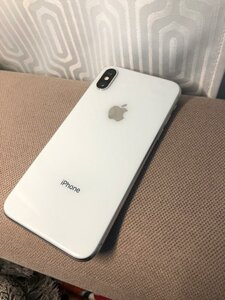 Used Apple iphone x 256 gb 100 battry health in Dubai, UAE