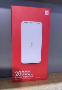 Used MI Redmi Power  bank 20000 mAh in Dubai, UAE