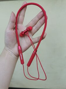 Used Lenovo HE05 Neckband Bluetooth Headset in Dubai, UAE