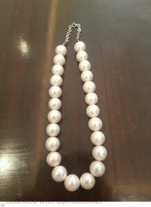 Used Lady necklace in Dubai, UAE