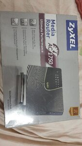 Used New: Zyxel media Router  AC1750 NBG6716 in Dubai, UAE