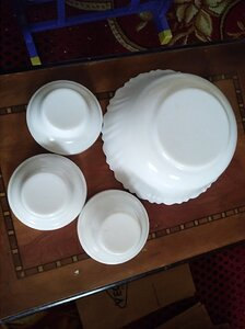 Used Beautiful white for species bartan in Dubai, UAE