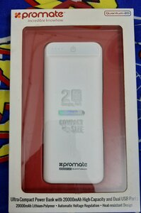 Used New Promate 20000 MAH powerbank in Dubai, UAE