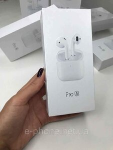 Used Airpods pro 4 with Logo in Dubai, UAE