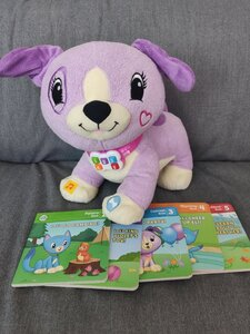 Used Leap Frog Read With Me Violet in Dubai, UAE