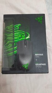 Used NEWRazer Abyssus1800+Goliathus speed Mat in Dubai, UAE