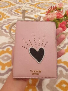 Used Victorias secret Passport holder in Dubai, UAE