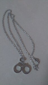 Used Cuffs necklace in Dubai, UAE