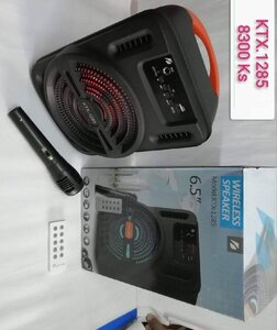 Used Kts1185 Karaoke Speaker Mic OFFER LIMIT in Dubai, UAE