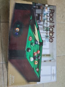 Used Pool billiards table premier edition in Dubai, UAE