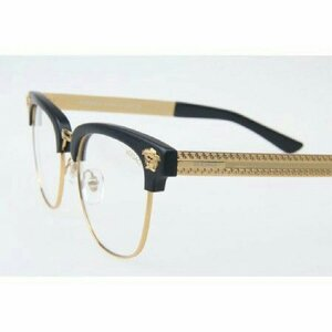 Used VERSACE Medusa Glasses Clear (Black) in Dubai, UAE