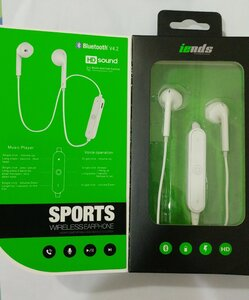 Used iends Sport's WIRELESS EARPHONE HD Sound in Dubai, UAE