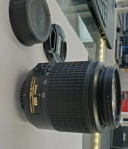 Used Nikon AF-S 55-200mm Nikkor 4-5.6G lens in Dubai, UAE
