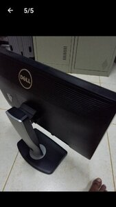 Used Dell monitor with display port in Dubai, UAE