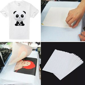 Used 100 sheets sublimation transfer papers in Dubai, UAE