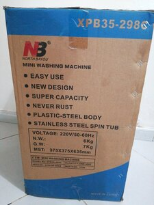 Used Brand New - Mini Washing Machine in Dubai, UAE