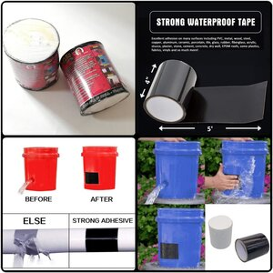 Used Strong waterproof tape in Dubai, UAE