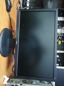 Used Benq monitor 20 inch led in Dubai, UAE