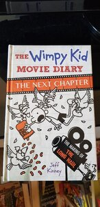 Used The Wimpy Kid Movie Diary in Dubai, UAE
